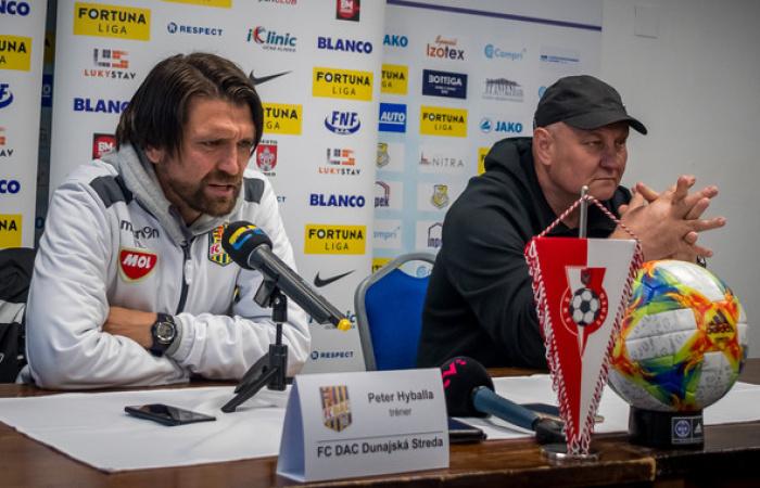 Edzői értékelés az ŠKF Szered - FC DAC 1904 (0:5) mérkőzés után
