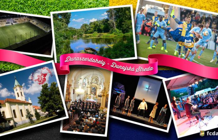 DAC-Slovan és a városunk ünnepe
