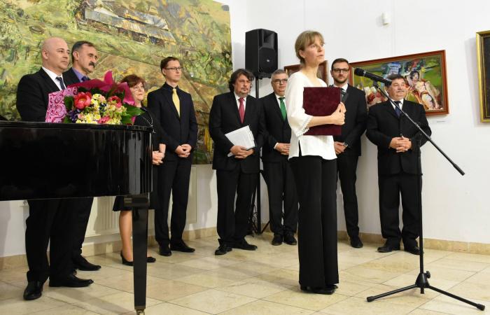 A Csallóközi Múzeum alapítója kapta a Szent György-díjat
