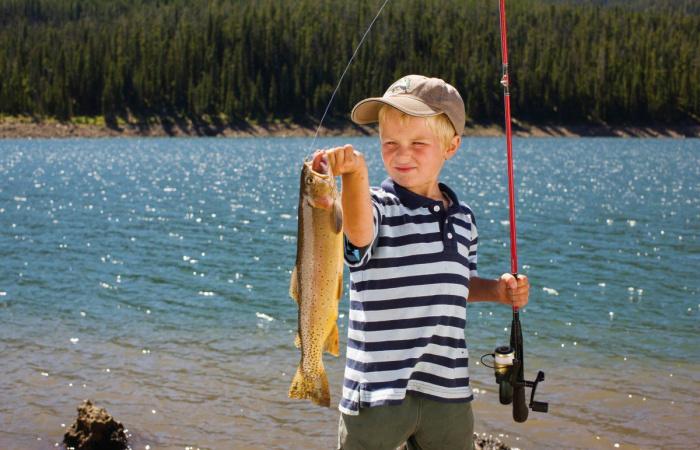 Gyermek horgászverseny lesz szombaton