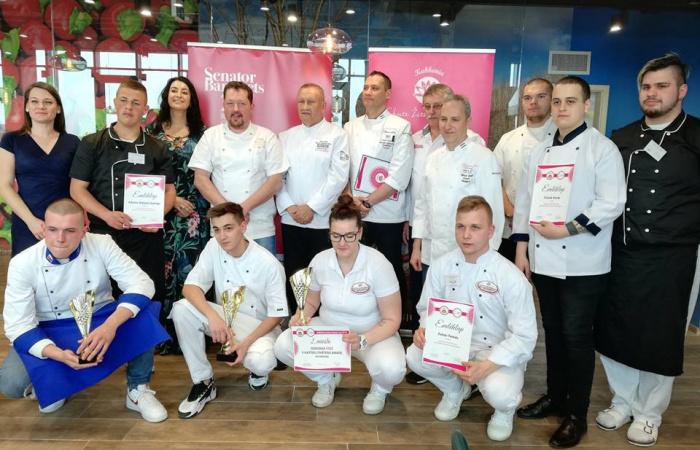 Gasztronómiai versenyen jeleskedtek a szakközépiskolások