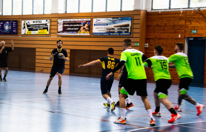 Döntőben a dunaszerdahelyi csapat