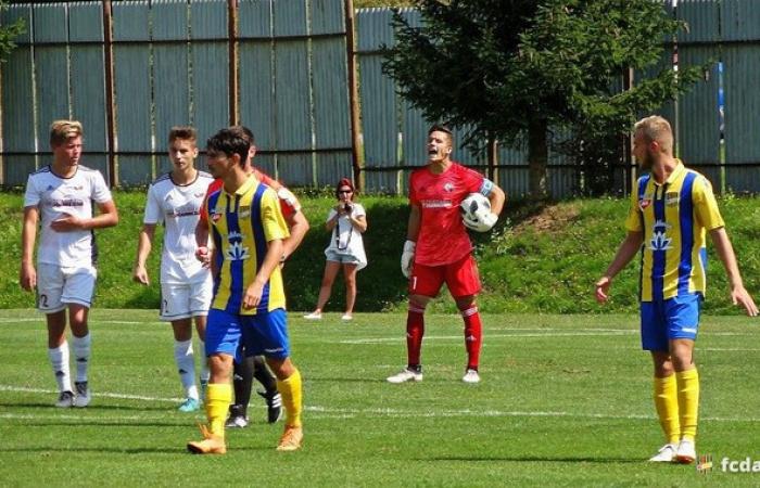 U19: Zólyombrézó - DAC 4:1 (1:0)