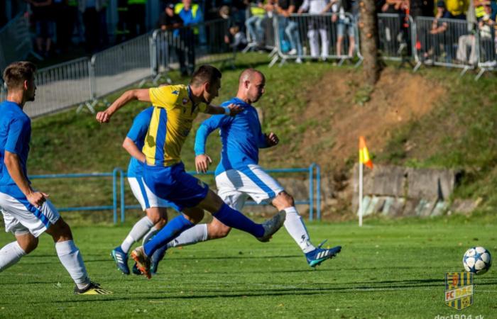 Videó: Összefoglaló az FK Padkóc - DAC (0:4) mérkőzésről