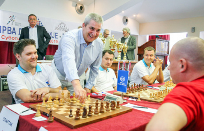 Szabadka az országos sakkcsapat-bajnokság házigazdája