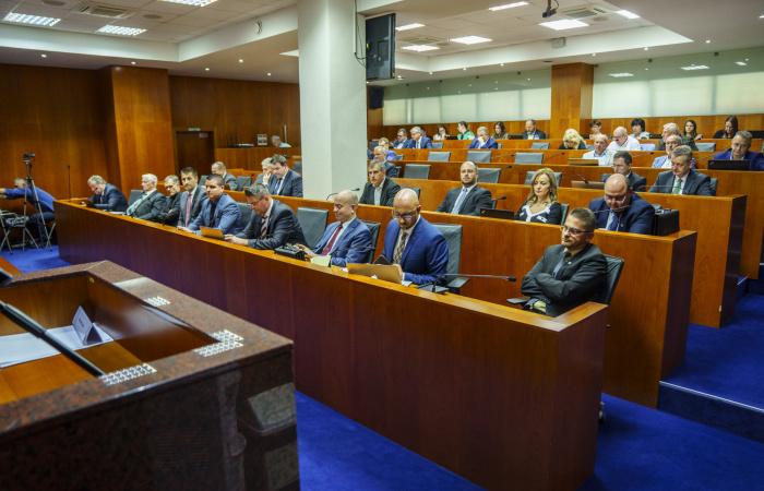 Elfogadták a megyei költségvetést