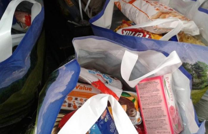 Adományokkal segítették a rászoruló családokat az ünnepek előtt