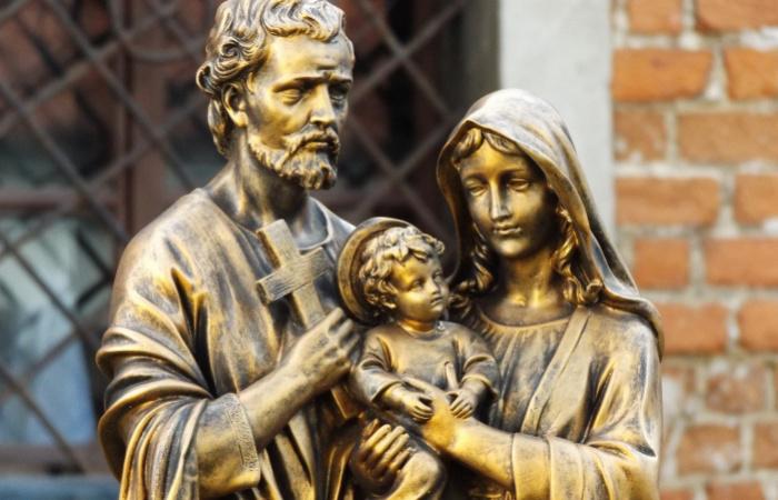 Ma a Szent Családot ünnepeljük