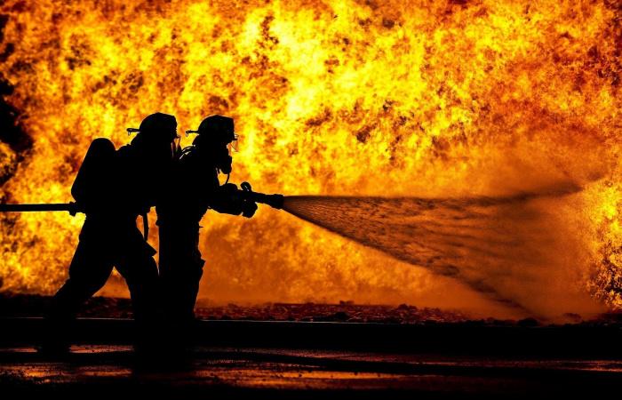 Összesen 196 esethez riasztották a tűzoltókat karácsonykor