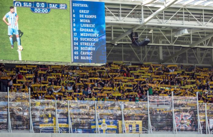 Slovan-DAC: Szurkolói utazás és jegyinfó
