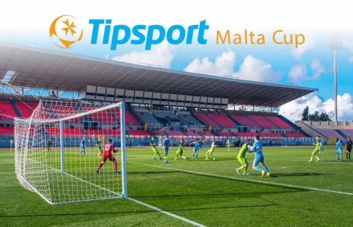 A DAC első alkalommal a Tipsport Malta Cup-on