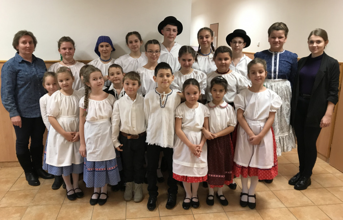 Magyar gasztronómiával zárult a multikulturális projekt