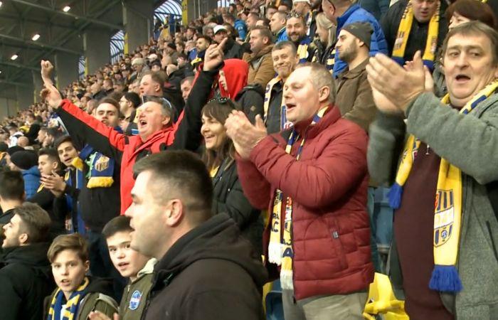 Több mint nyolcvanezren akartak jegyet venni a DAC-Slovanra