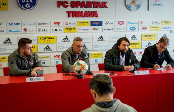 Edzői értékelés az FC Spartak Nagyszombat - FC DAC 1904 (3:1) mérkőzés után