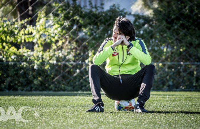 Hyballa: Ezzel a csapattal még egy parkban is jó edzeni