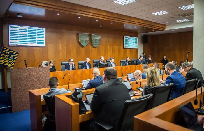 Elmaradt a megyei önkormányzat ülése