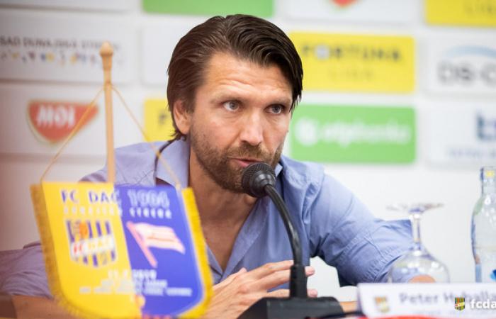 Edzői értékelés a DAC-Cracovia (1:1) mérkőzés után