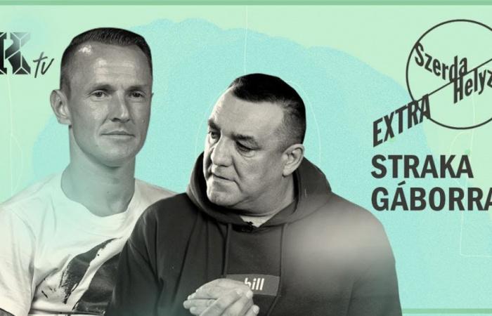 Európa-liga: interjú Straka Gáborral