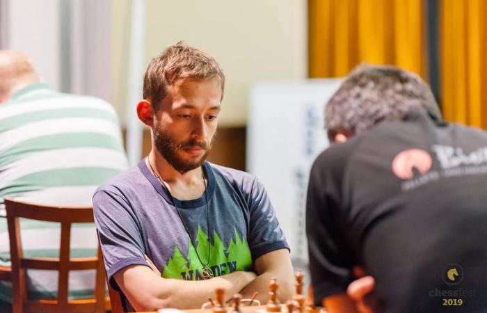 Dunaszerdahelyi ezüst a Chessfest 2019-en