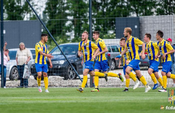 U19: Rózsahegy - DAC 0:1 (0:0)