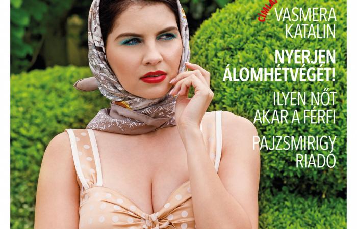 Megjelent az Új Nő magazin júniusi lapszáma!