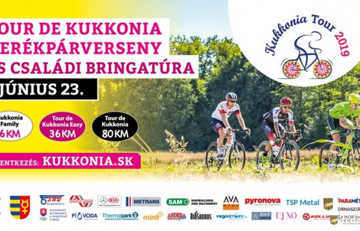 Tour de Kukkonia indul a MOL Arénától!