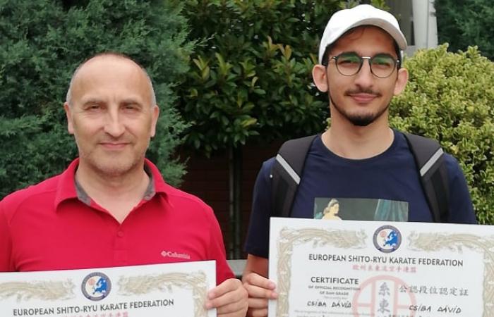Két dunaszerdahelyi ezüstérem az Európa-bajnokságról