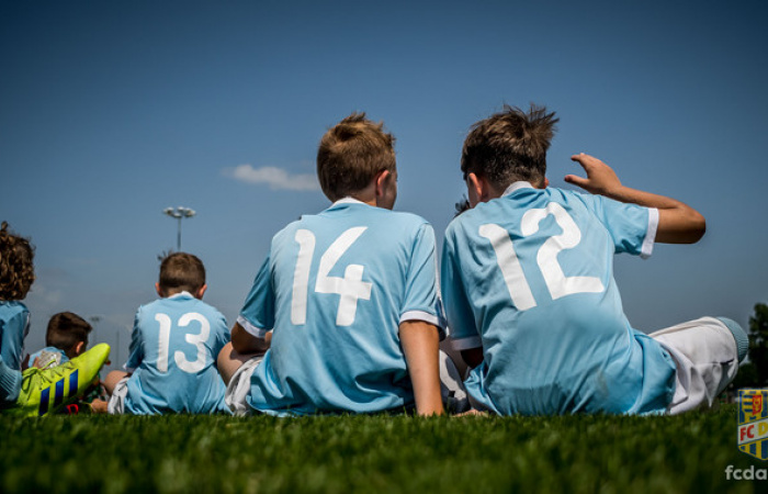 Igazi élmény a játékosok, az edzők és a szülők számára is
