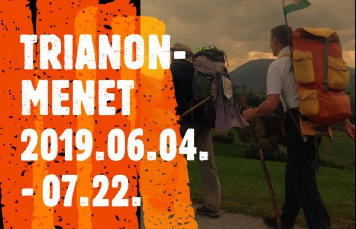 Ma Dunaszerdahelyre érkezik a Trianon-menet