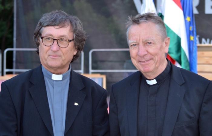 Roszík Gábor és dr. Beer Miklós kapta idén a Magyar Szabadságért Díjat
