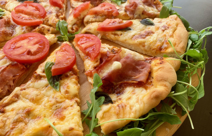 Ma mia super pizza – avagy az én szuperpizzám!
