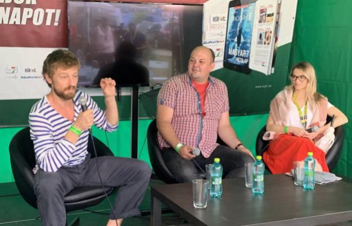 Sikeres felvidéki színészek Magyarországon