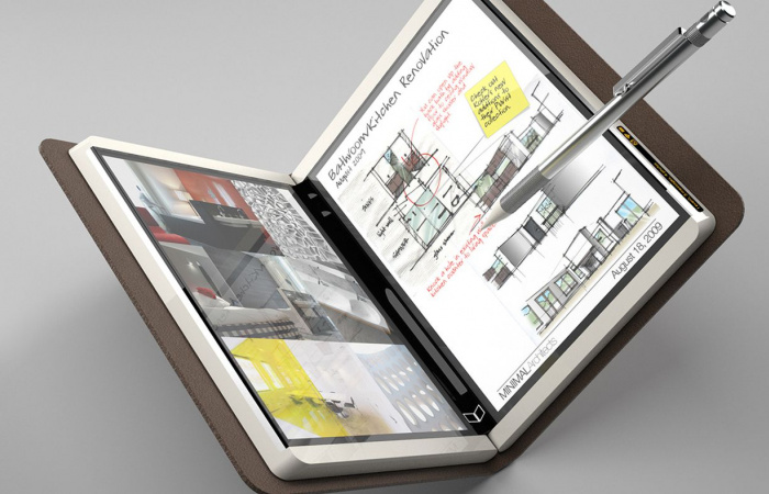 Android appokat is futtatna a Microsoft hajlítható Surface gépe