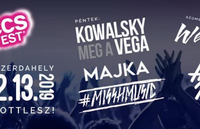 A legnépszerűbb magyar zenekarok érkeznek Dunaszerdahelyre