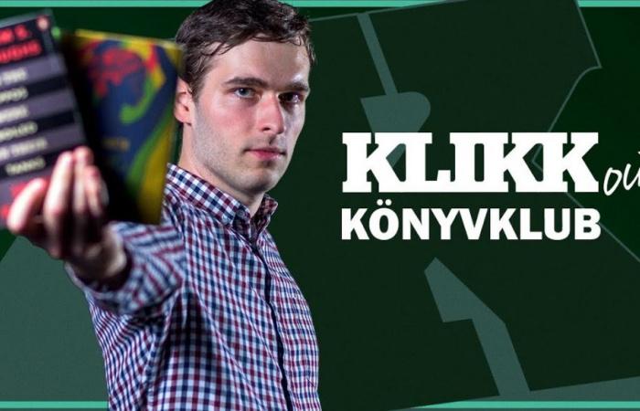 Klikkout Könyvklub Varga Ottóval