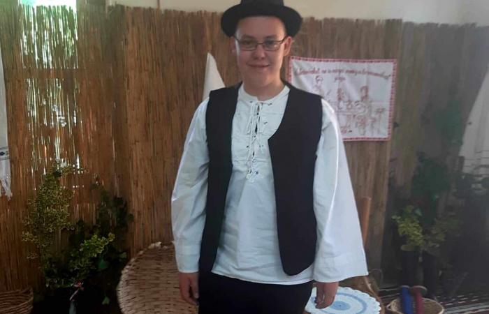 A népmesemondó Molnár Máté újabb sikere
