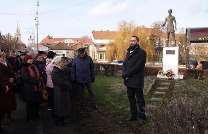 Petőfi Sándor 196. születésnapjára emlékeztek