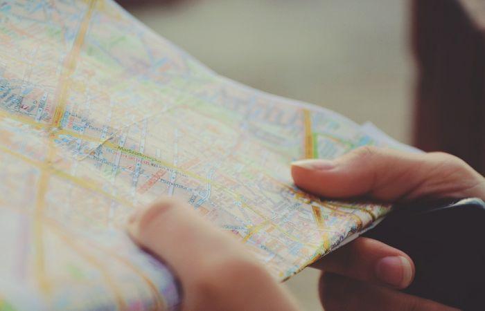 A területrendezési, építési és közlekedési alosztály iránymutatása