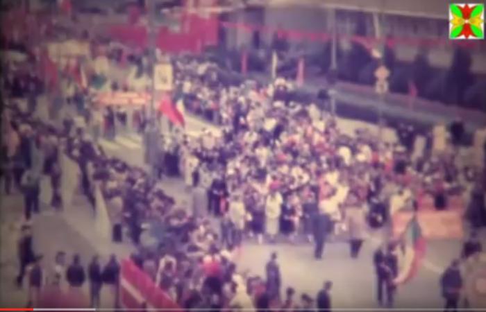 Egy kis időutazás: Május első napja 1985-ben Dunaszerdahelyen
