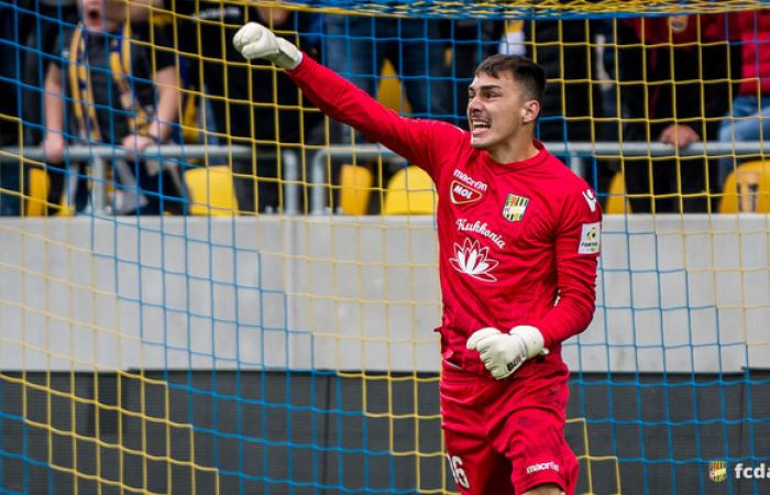 Martin Jedlička lett az áprilisi hónap játékosa