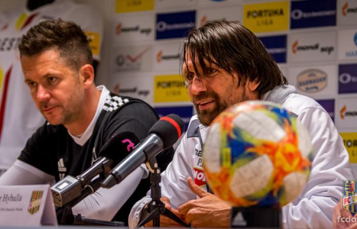 Edzői értékelés az MFK Rózsahegy - FC DAC 1904 (1:0) mérkőzés után