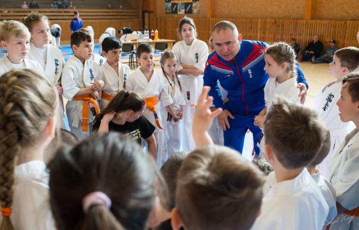 A Kyokushin Karate megalapítójára emlékeztek