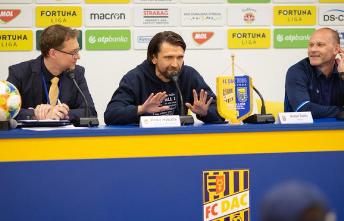 Edzői értékelés az FC DAC 1904 - MFK Zemplín Nagymihály (5:0) mérkőzés után