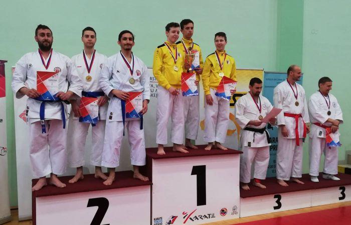 Dunaszerdahelyi sikerek az országos bajnokságon