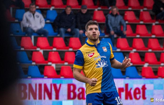 Vida Kristopher kihagyja a hétvégi bajnokit