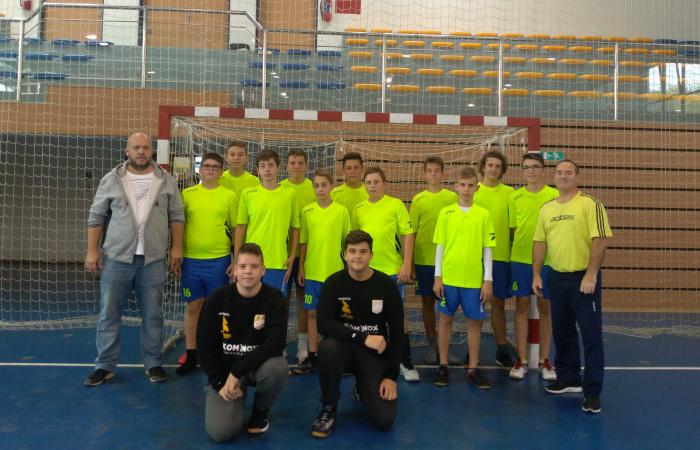Az SK DAC Férfi Kézilabdaklub hétvégi sikerei