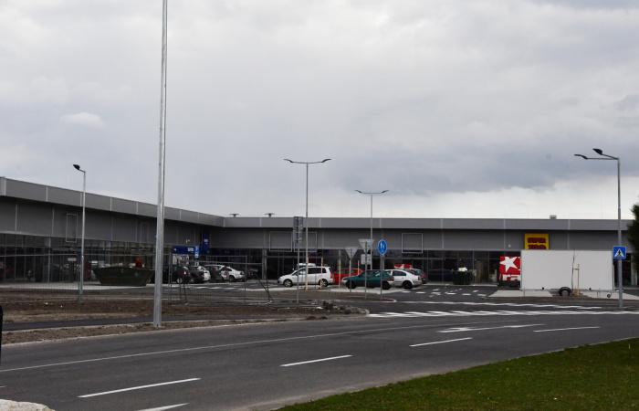 Hamarosan újabb üzletközpont nyílik Dunaszerdahelyen!