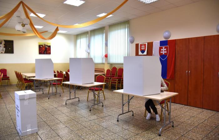 Nézze meg mennyivel nyert Čaputová Dunaszerdahelyen!
