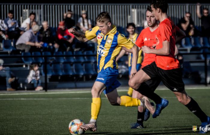 U19: DAC - Rózsahegy 2:0 (1:0)