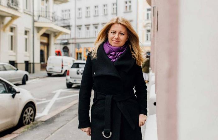 Női elnöke lesz Szlovákiának - Zuzana Čaputová nyerte a választásokat